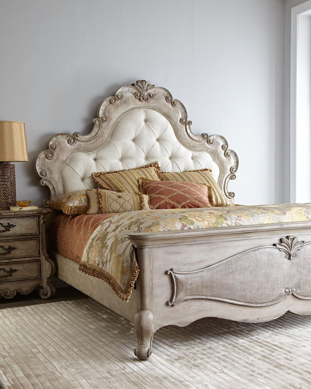 سرير كابيتونيه 12 1200x1500 تصميمات رائعة ومتنوعة للسرير الكابيتونيه
