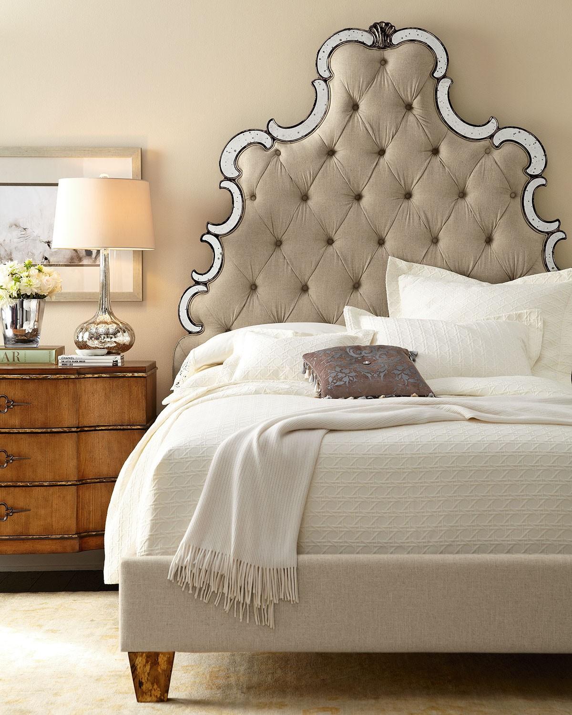 سرير كابيتونيه 13 1200x1500 تصميمات رائعة ومتنوعة للسرير الكابيتونيه