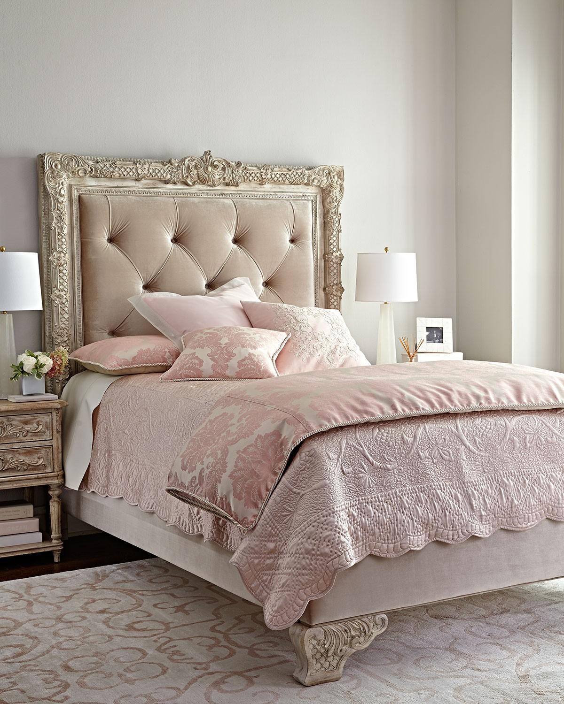 سرير كابيتونيه 14 1200x1500 تصميمات رائعة ومتنوعة للسرير الكابيتونيه