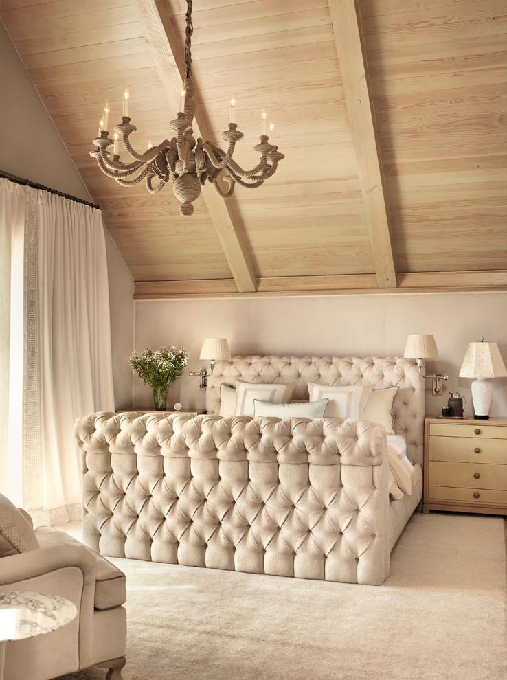 سرير مبطن 2 كيف تختارين السرير المثالي لنوم هانئ وأحلام سعيدة