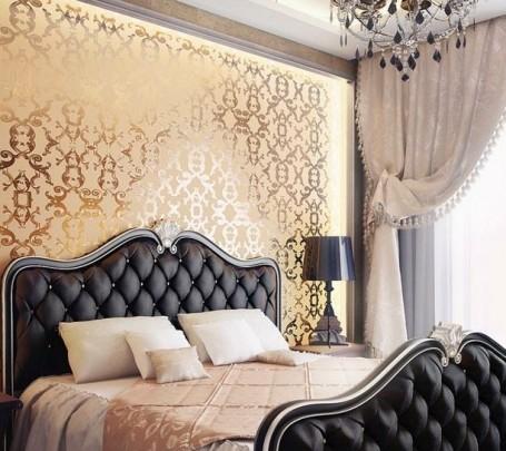 سرير مبطن 3