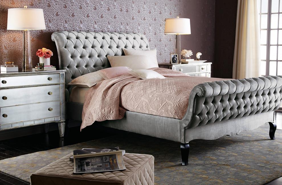 سرير مبطن كيف تختارين السرير المثالي لنوم هانئ وأحلام سعيدة