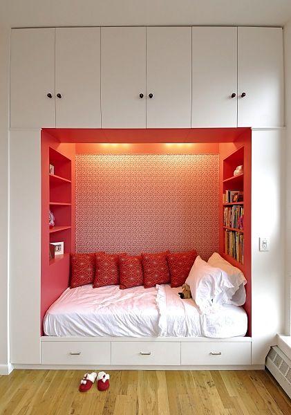سرير 3 1 أفكار سراير للمساحات الصغيرة