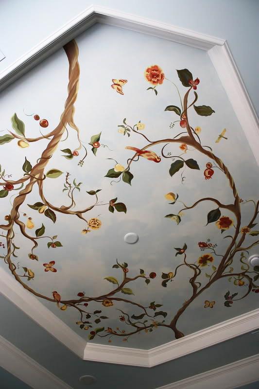 سقف معلق 20 ديكورات اسقف جبس لمنزل غير تقليدي