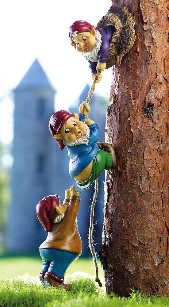 شجرة ديكورات خيالية لحدائق المنازل
