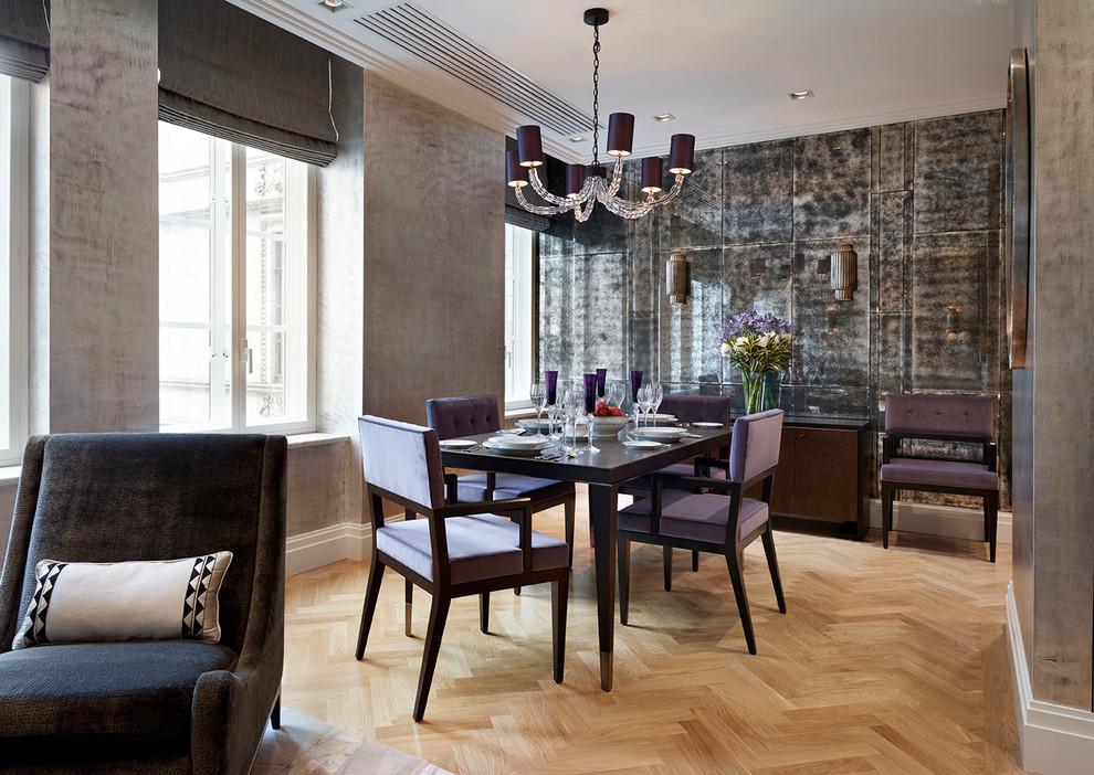 طاولة أنيقة قابلة للطي 2 السفرة القابلة للطي: الحل العملي للبيت العصري