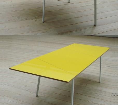 طاولة حديثة قابلة للطي 2