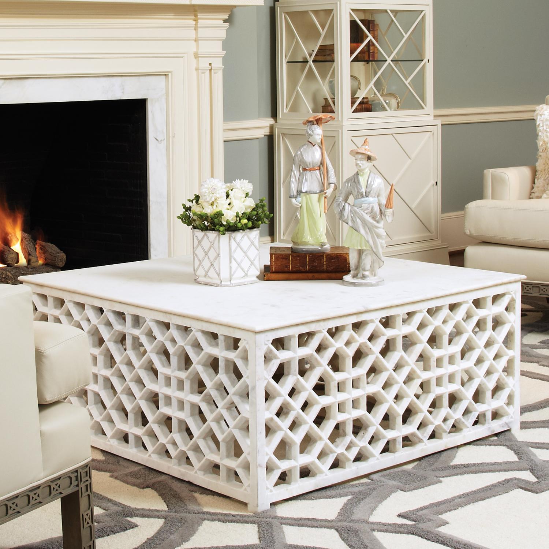 طاولة قهوة متميزة 11 تصميمات طاولات قهوة رائعة تضفي الأناقة والتميز على غرفة الجلوس