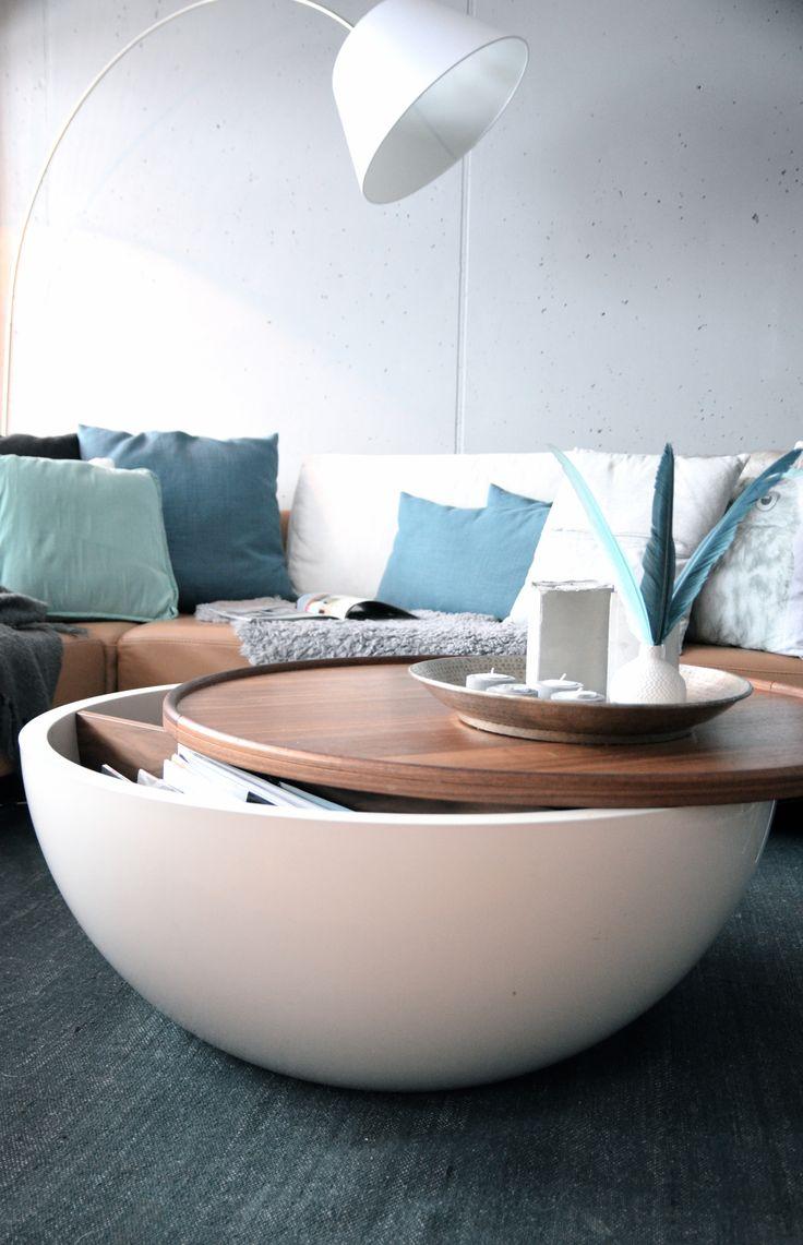 طاولة قهوة متميزة 6 تصميمات طاولات قهوة رائعة تضفي الأناقة والتميز على غرفة الجلوس