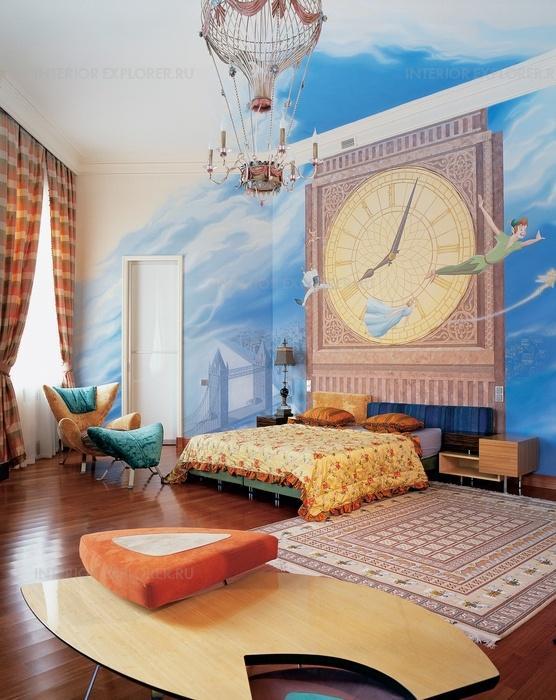 غرفة أطفال بديكور مميز 13 غرف نوم أطفال متميزة جدًا بديكورات مستوحاة من اهتماماتهم
