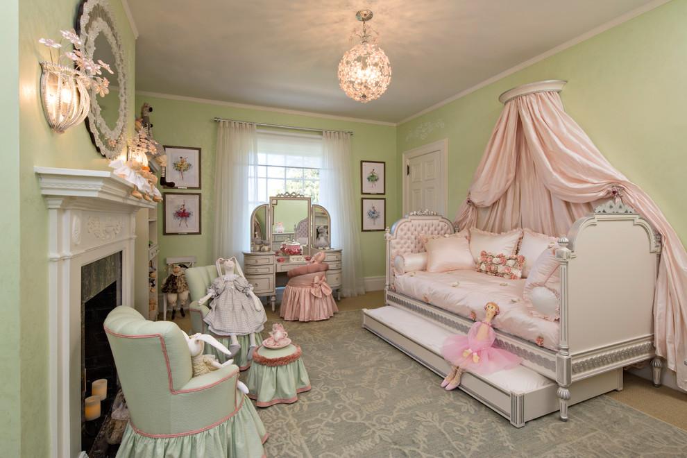 غرفة أطفال بديكور مميز 15 غرف نوم أطفال متميزة جدًا بديكورات مستوحاة من اهتماماتهم
