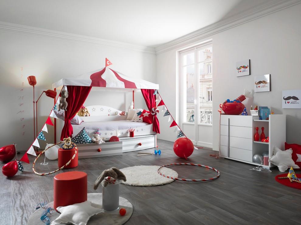 غرفة أطفال بديكور مميز 7 غرف نوم أطفال متميزة جدًا بديكورات مستوحاة من اهتماماتهم