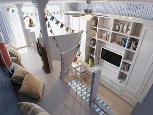 غرف نوم أطفال متميزة جدًا بديكورات مستوحاة من اهتماماتهم