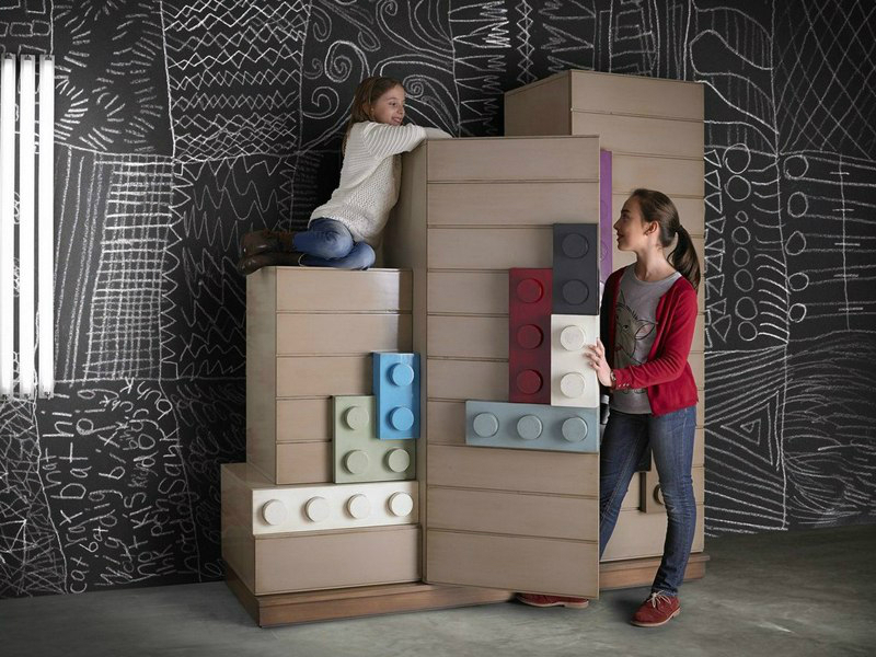 غرفة أطفال مبتكرة 2 غرف أطفال مبتكرة جدًا بتصميمات مستوحاة من الألعاب