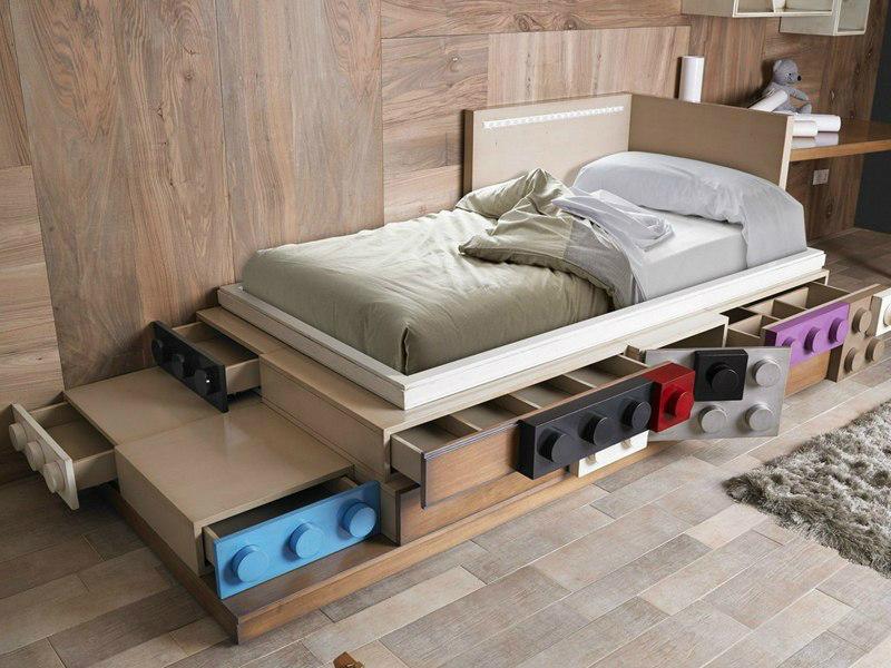 غرفة أطفال مبتكرة 3