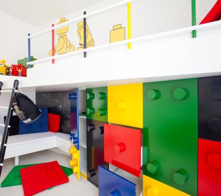 غرفة أطفال مبتكرة 4ا