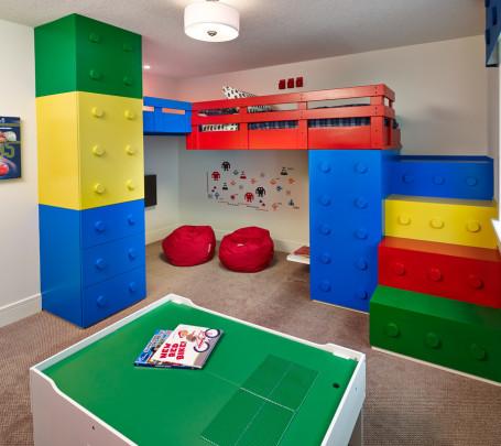 غرفة أطفال مبتكرة 5