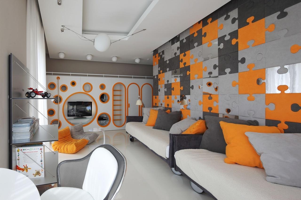 غرفة أطفال مبتكرة 9 غرف أطفال مبتكرة جدًا بتصميمات مستوحاة من الألعاب