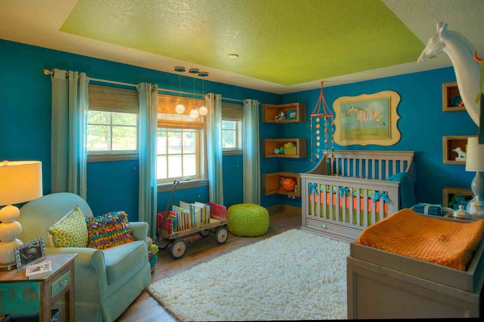 غرفة أطفال 15 غرف أطفال جميلة تعبر عن حبك لأبنائك