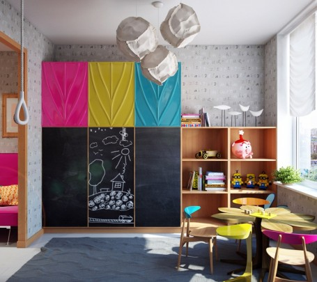 غرفة أطفال 2
