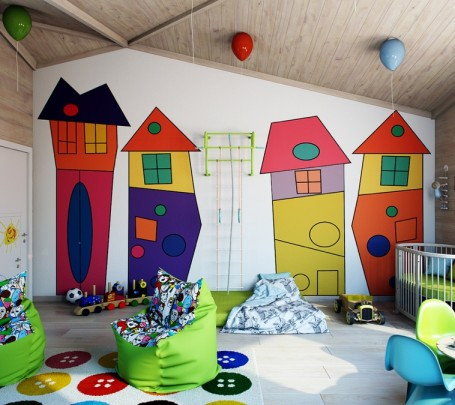 غرفة أطفال 3