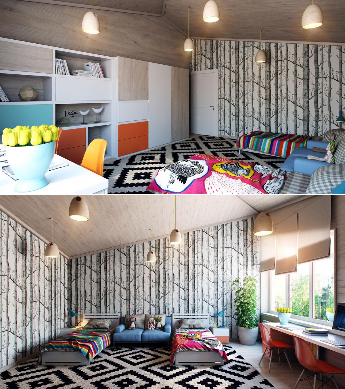 غرفة أطفال 6 غرفة أطفال 6