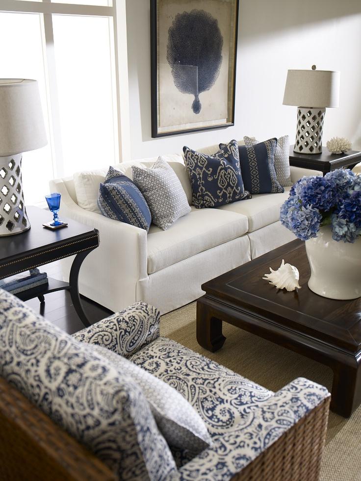غرفة جلوس زرقاء 13 15 غرفة جلوس رائعة لمحبي اللون الأزرق