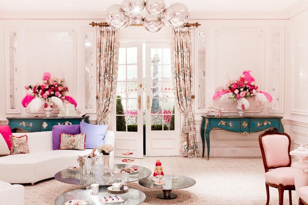 غرفة جلوس مشرقة الألوان 3 8 نصائح لإستخدام الألوان المشرقة في غرفة الجلوس