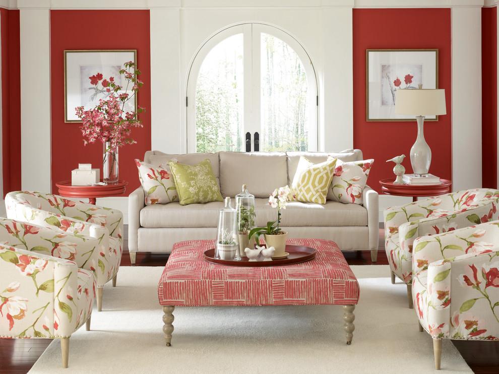 غرفة جلوس مشرقة الألوان 8 8 نصائح لإستخدام الألوان المشرقة في غرفة الجلوس