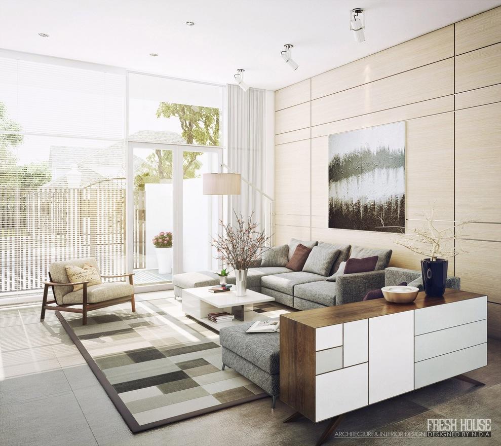 غرفة جلوس منظمة 10 نصائح لاختيار الأريكة المثالية  لغرفة جلوسك