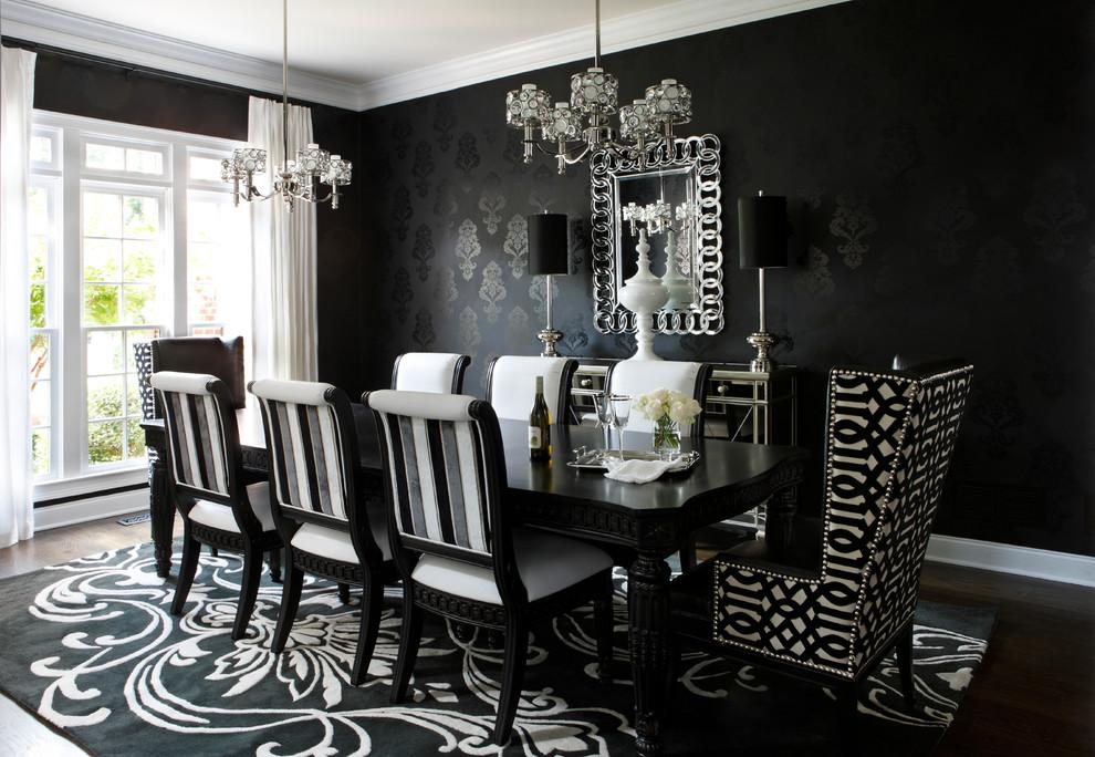 غرفة سفرة أنيقة 1 غرف سفرة متميزة بتصميمات مبهرة في أناقتها