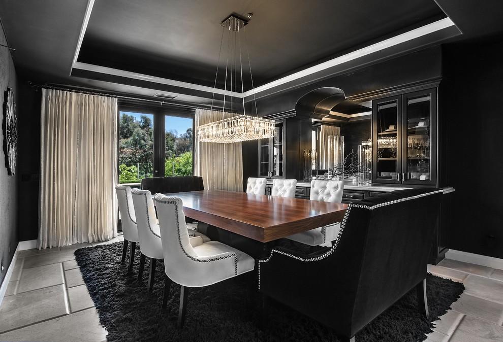 غرفة سفرة أنيقة 3 غرف سفرة متميزة بتصميمات مبهرة في أناقتها
