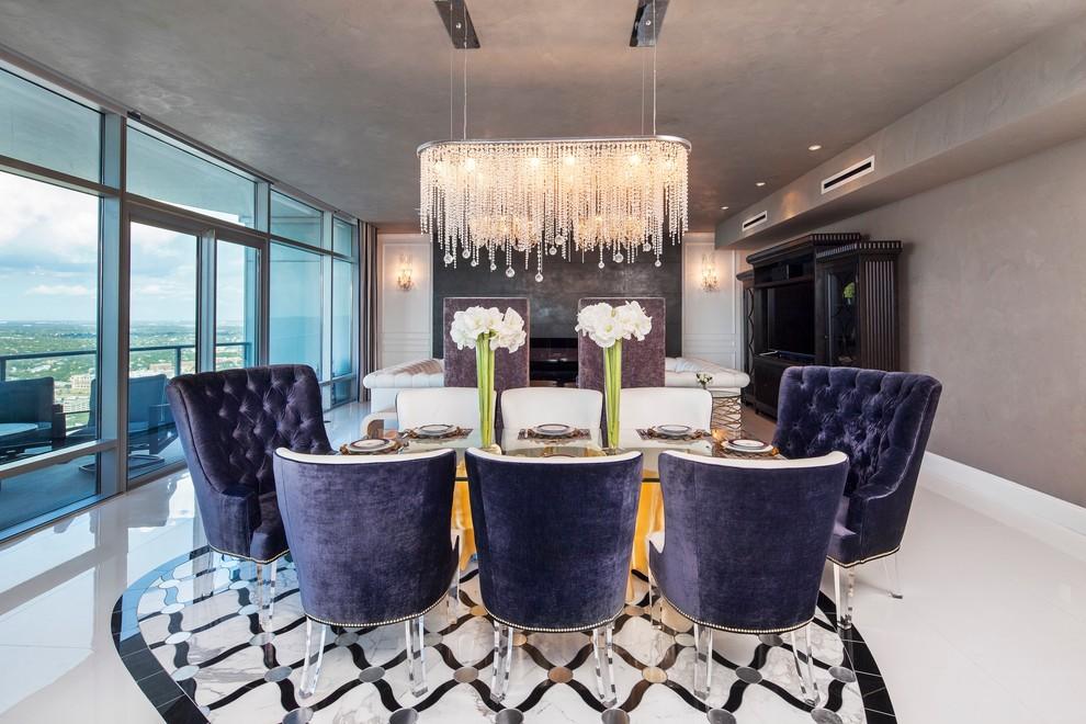 غرفة سفرة أنيقة 5 غرف سفرة متميزة بتصميمات مبهرة في أناقتها