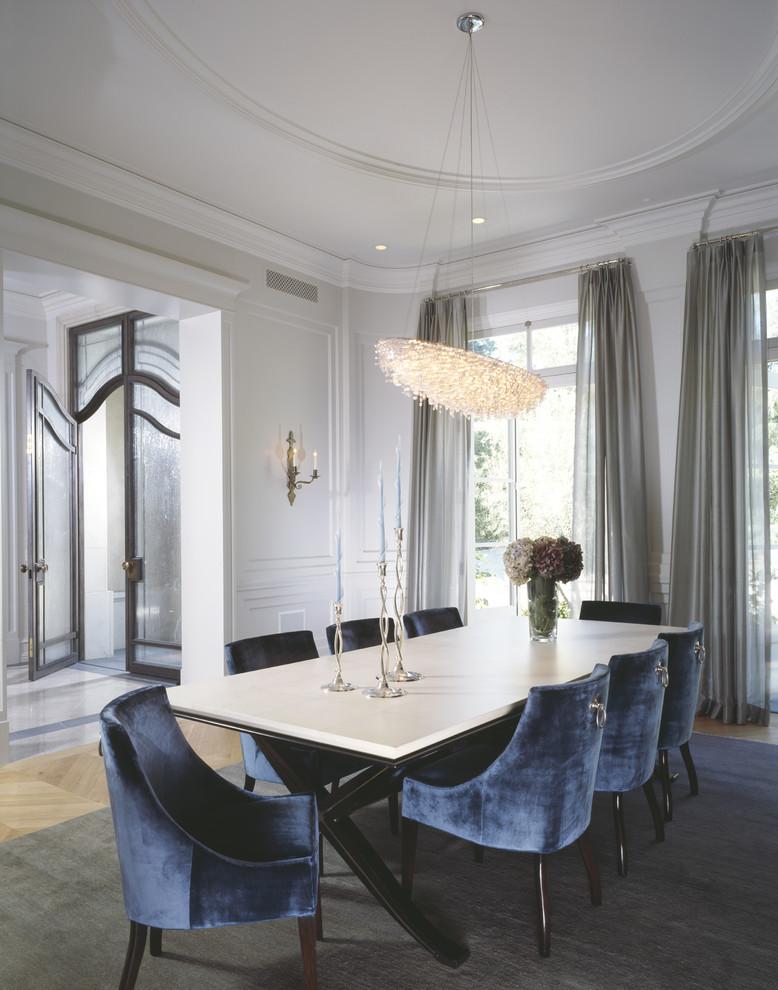 غرفة سفرة أنيقة 6 غرف سفرة متميزة بتصميمات مبهرة في أناقتها