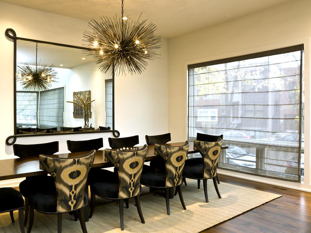 غرفة سفرة أنيقة 8 غرف سفرة متميزة بتصميمات مبهرة في أناقتها