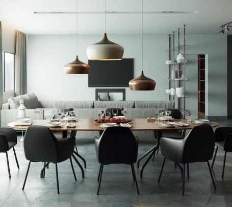 العصرية والأناقة في 10 غرف سفرة مودرن بتصميمات متميزة