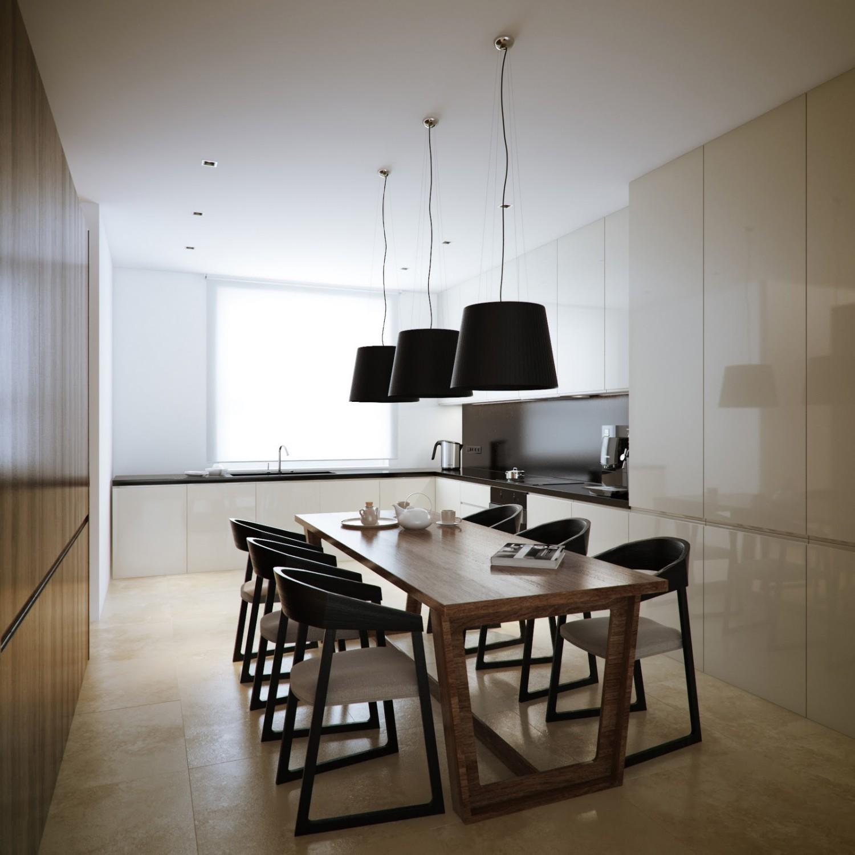 غرفة سفرة مودرن 3 1500x1500 العصرية والأناقة في 10 غرف سفرة مودرن بتصميمات متميزة