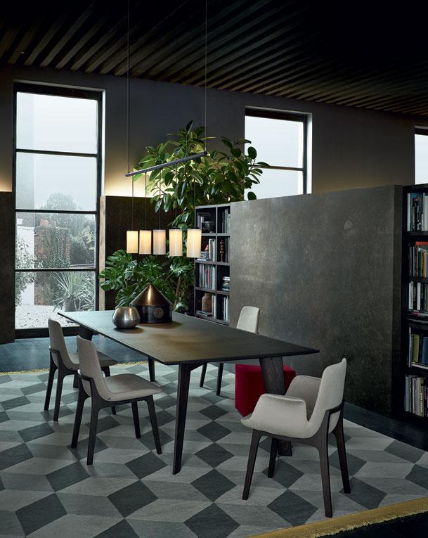 غرفة سفرة مودرن 31 لمسات الفخامة والتميز في تصميمات 10غرف سفرة مودرن