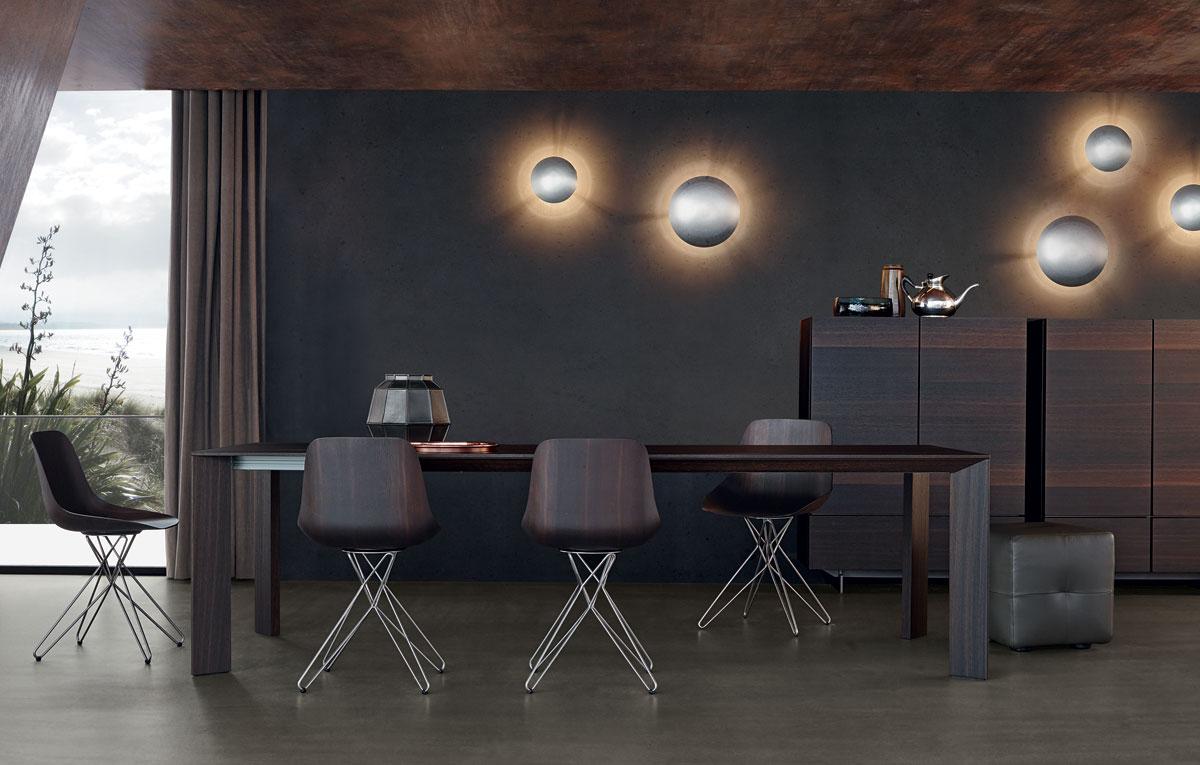 غرفة سفرة مودرن 81 لمسات الفخامة والتميز في تصميمات 10غرف سفرة مودرن