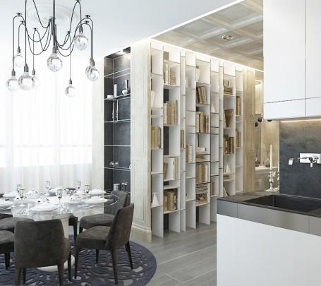 غرفة طعام عصرية 1