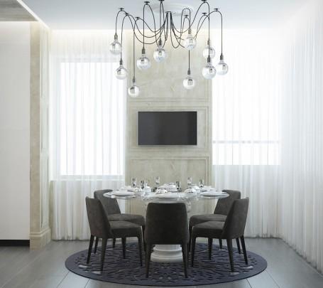 غرفة طعام عصرية 2