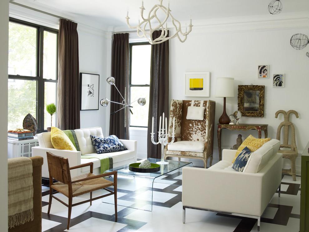 غرفة معيشة روستيك 15 أناقة وفخامة الروستيك في تصميمات غرف معيشة متميزة جدًا