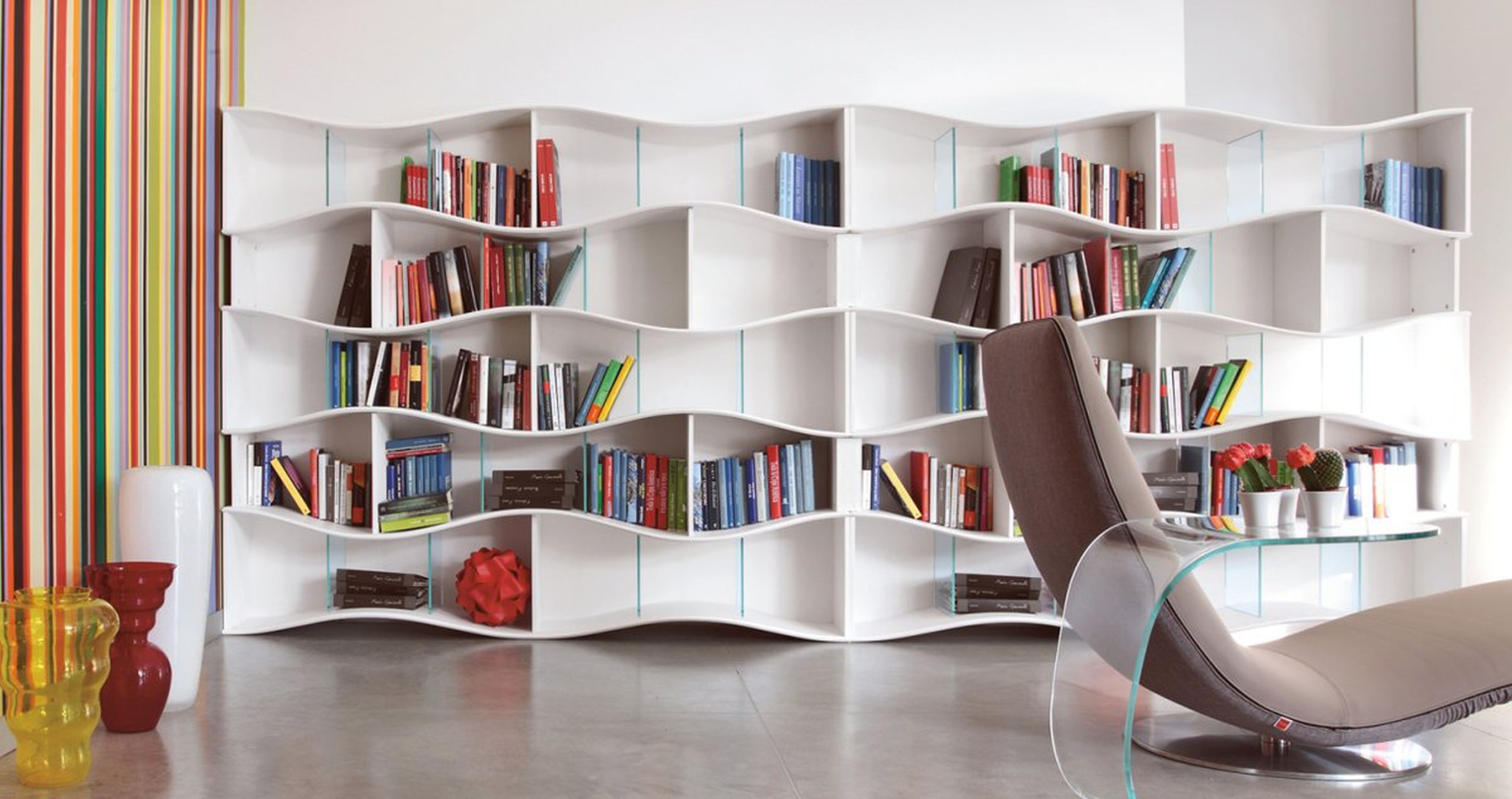 غرفة-مكتبة-مودرن