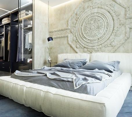 غرفة نوم أنيقة 2