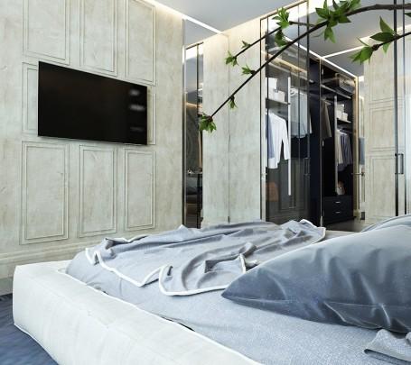 غرفة نوم أنيقة 3