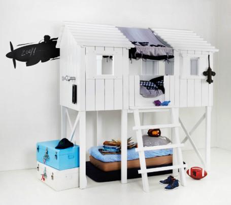 غرفة نوم أولاد مميزة 10