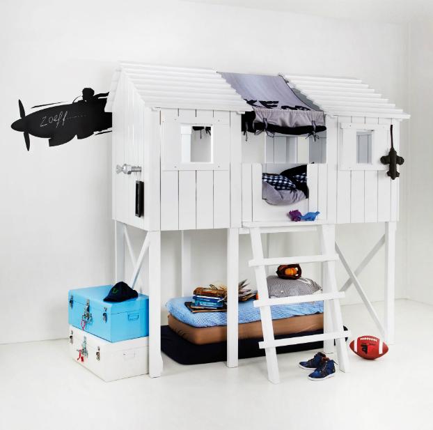 غرفة نوم أولاد مميزة 10 5 أفكار رائعة لغرف نوم صبيان مليئة بالمغامرة والخيال