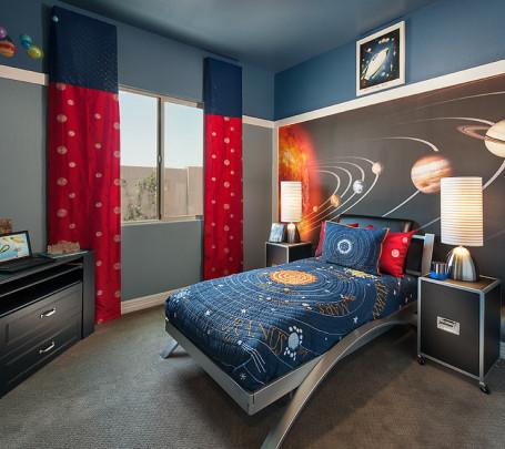 غرفة نوم أولاد مميزة 2