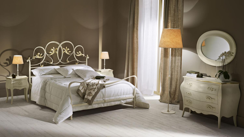 غرفة نوم إيطالية رائعة 11 1500x844 غرف نوم إيطالية تجمع الرومانسية والابتكار في جمال خيالي