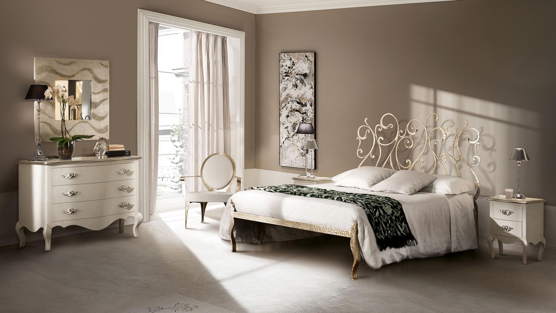 غرفة نوم إيطالية رائعة 12 1500x844 غرف نوم إيطالية تجمع الرومانسية والابتكار في جمال خيالي